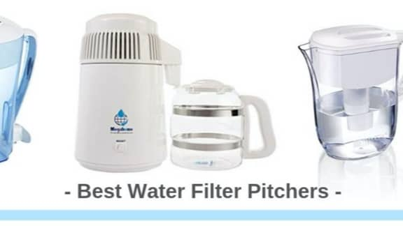 Best Water Filter Pitcher Reviews (Top-Rated For 2020)