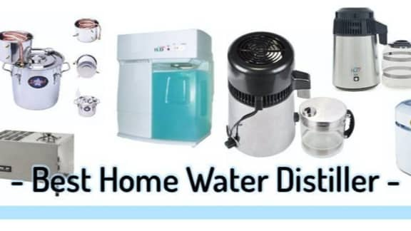Best Home Water Distiller Reviews, FAQs & Buying Guide (Top-Rated For 2020)