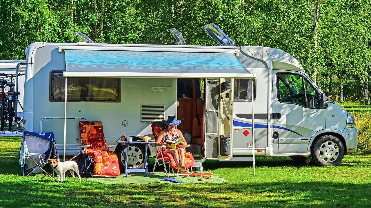 recreational vehicle sun